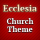 Ecclesia - WordPress Theme for Church Websites