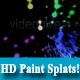 Hd Paint Splat 1