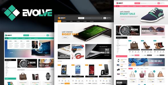 evolve drupal theme free download