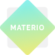 Materio - Responsive Admin -Graphicriver中文最全的素材分享平台