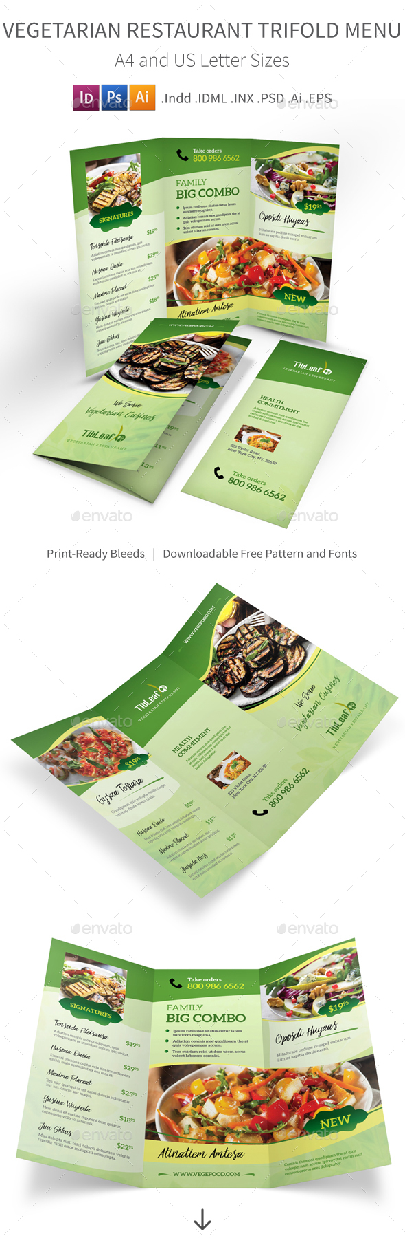 Brochure Templates  Top 25 Free and Paid Options