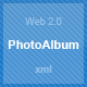 Web 2.0 Photo Album