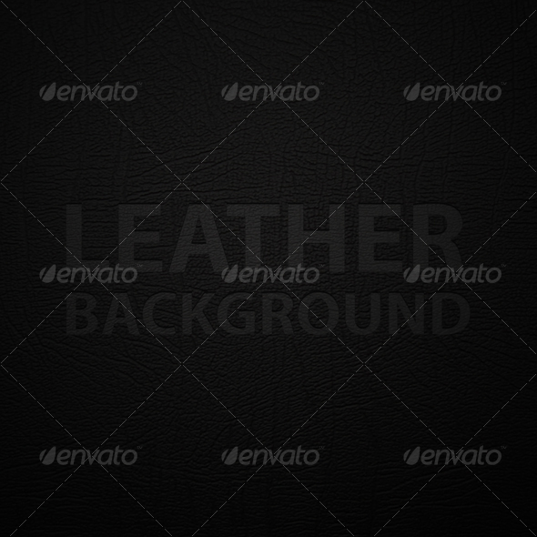 black background patterns. Leather ackground pattern