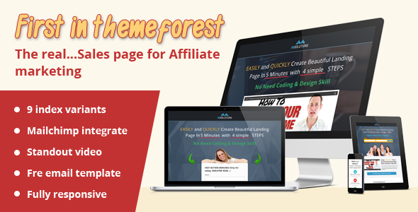 Imsolutions sales page for affiliate marketing by 99webpage imsolutions sales page for affiliate marketing by 99webpage themeforest pronofoot35fo Images
