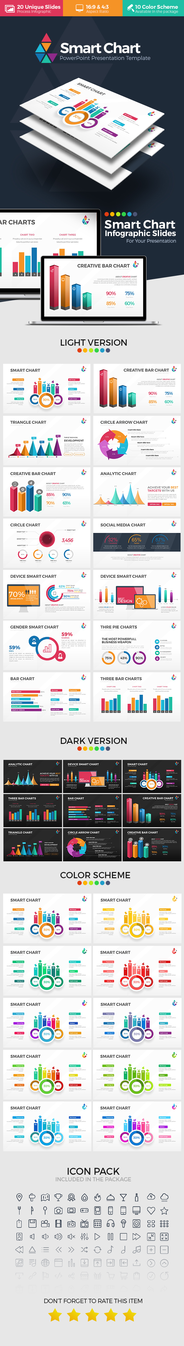 Charts amp Infographics PowerPoint Templates