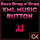 Easy Drag and Drop XML Music Toggle Button