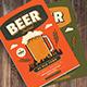 Retro VIntage Beer Festival-Graphicriver中文最全的素材分享平台