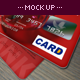 Credit Cards Mockup-Graphicriver中文最全的素材分享平台