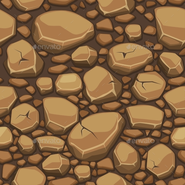 Текстура рисованного камня