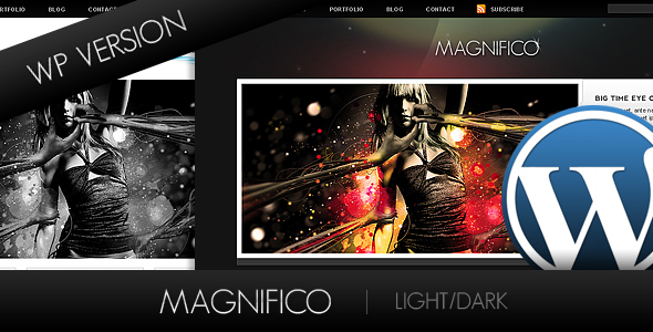 Themeforest: Magnifico