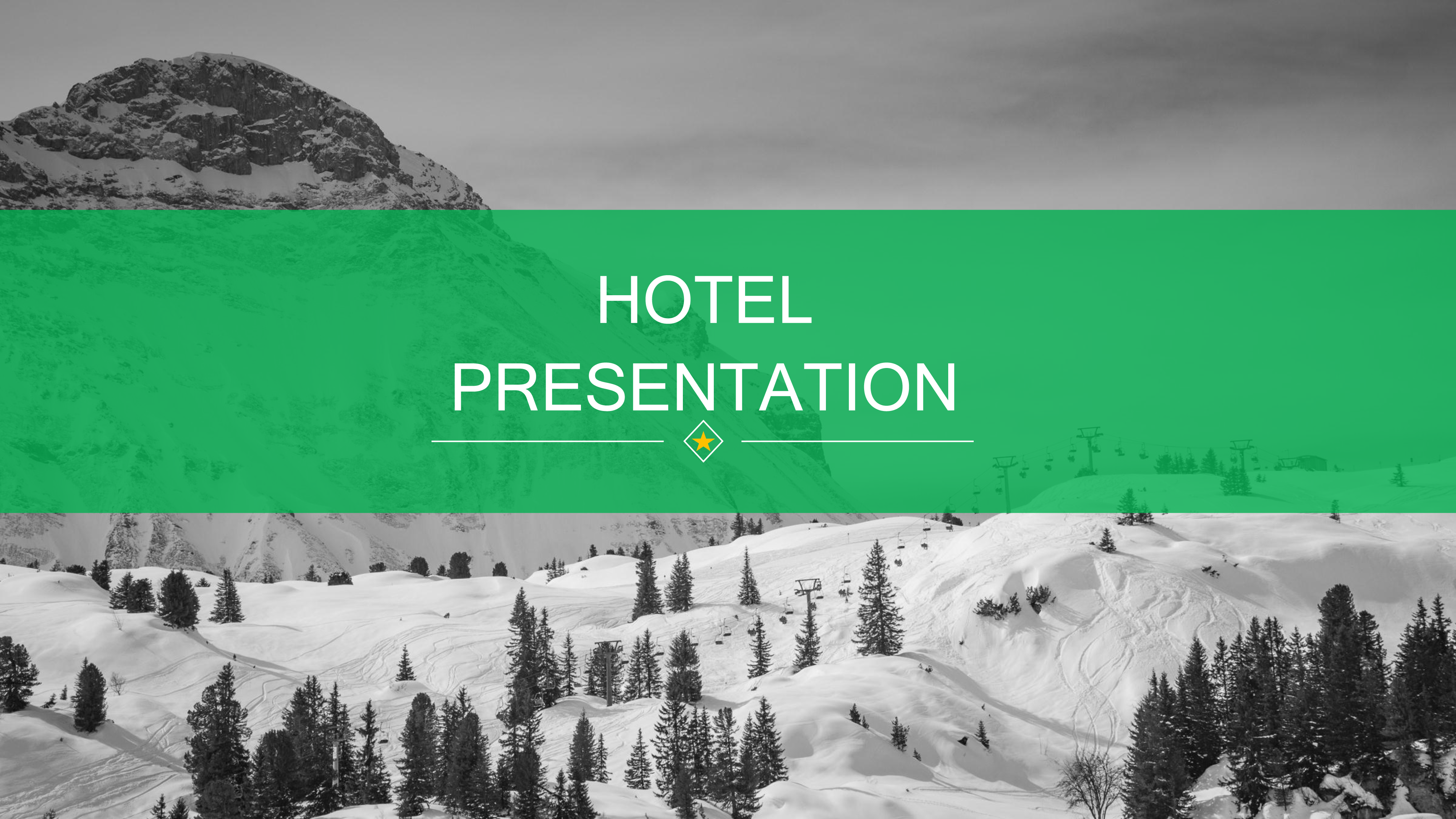 Hotel Powerpoint Presentation Templates