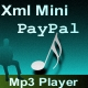 Xml Mini Paypal Mp3 Player