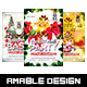 3 in 1 Christmas Flyer/Post-Graphicriver中文最全的素材分享平台