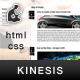 KINESIS - WORDPRESS