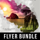 3 Party Flyer Bundle-Graphicriver中文最全的素材分享平台