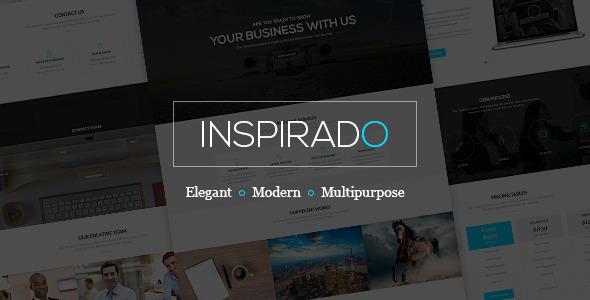 Inspirado - Multi-Purpose & Event WordPress Theme by ab-themes ...