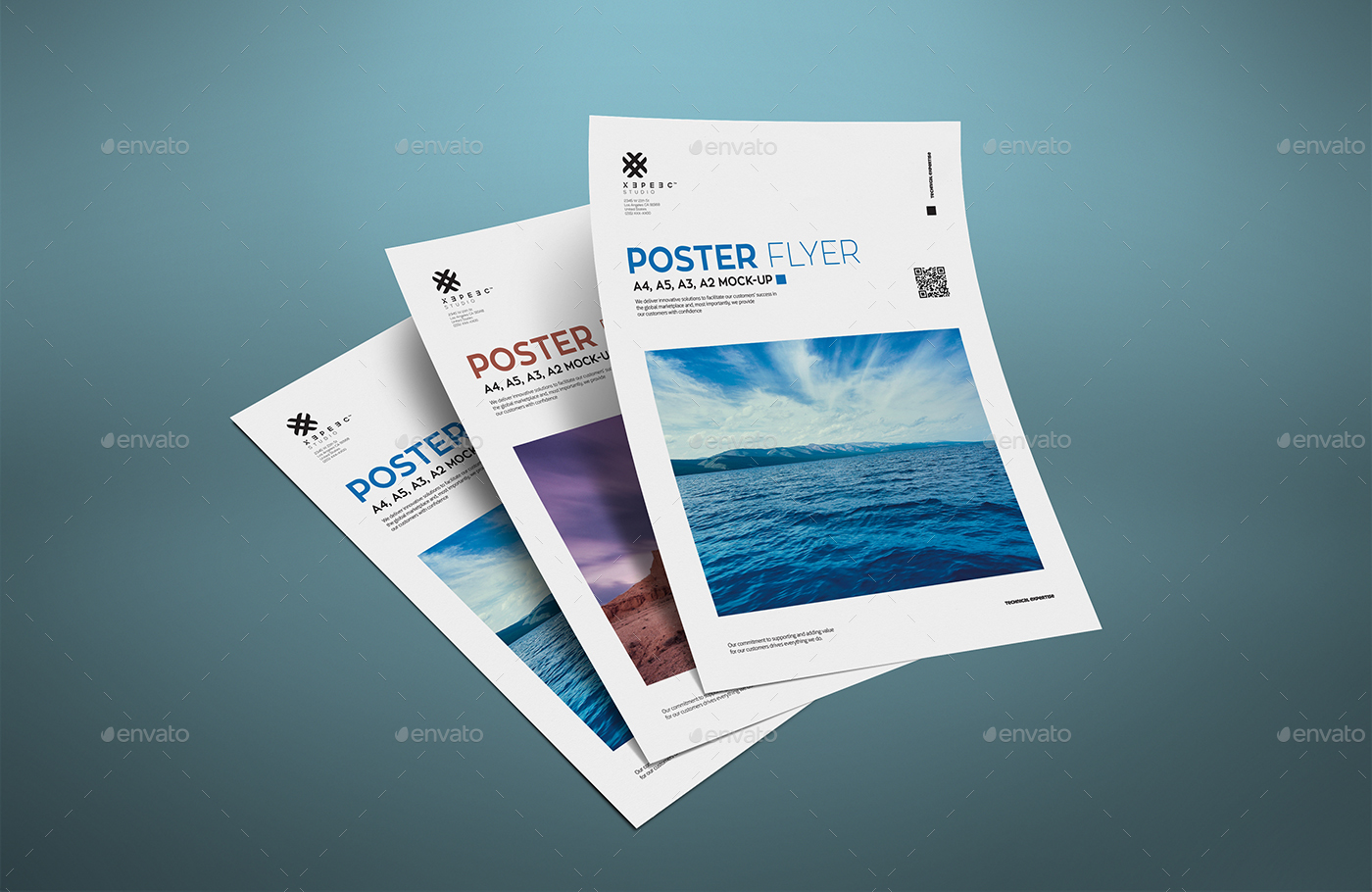 Powerpoint Templates For Posters