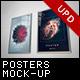 Poster / Print Mock-up - GraphicRiver Item for Sale