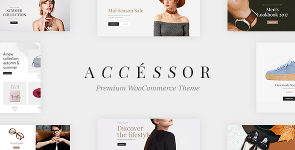 Accessories Shop - Online Store, WooCommece & Shopping WordPress ...