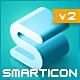 SmartIcon Generator 2 - Iso-Graphicriver中文最全的素材分享平台