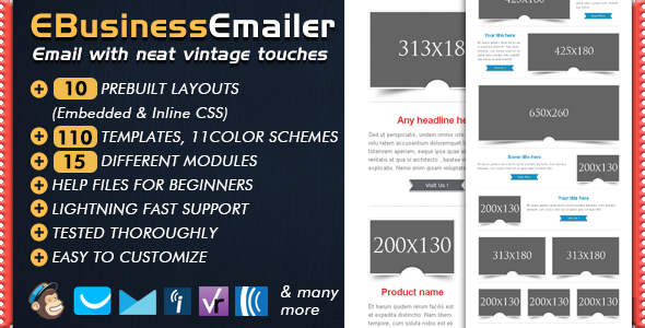 Business email marketing templates ebusiness email newsletter by business email marketing templates ebusiness email newsletter email templates marketing flashek Gallery