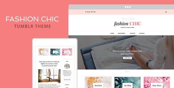 Fashion Theme WordPress Free