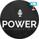 Power Keynote Templates-Graphicriver中文最全的素材分享平台
