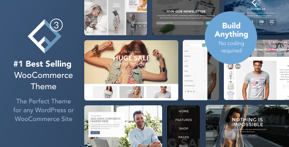 Image result for Flatsome | Multi-Purpose Responsive WooCommerce Theme