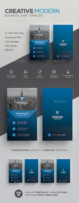 Modern Business Card Templates  Canva