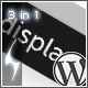 Display 3 in 1 - Business & Portfolio Wordpress 