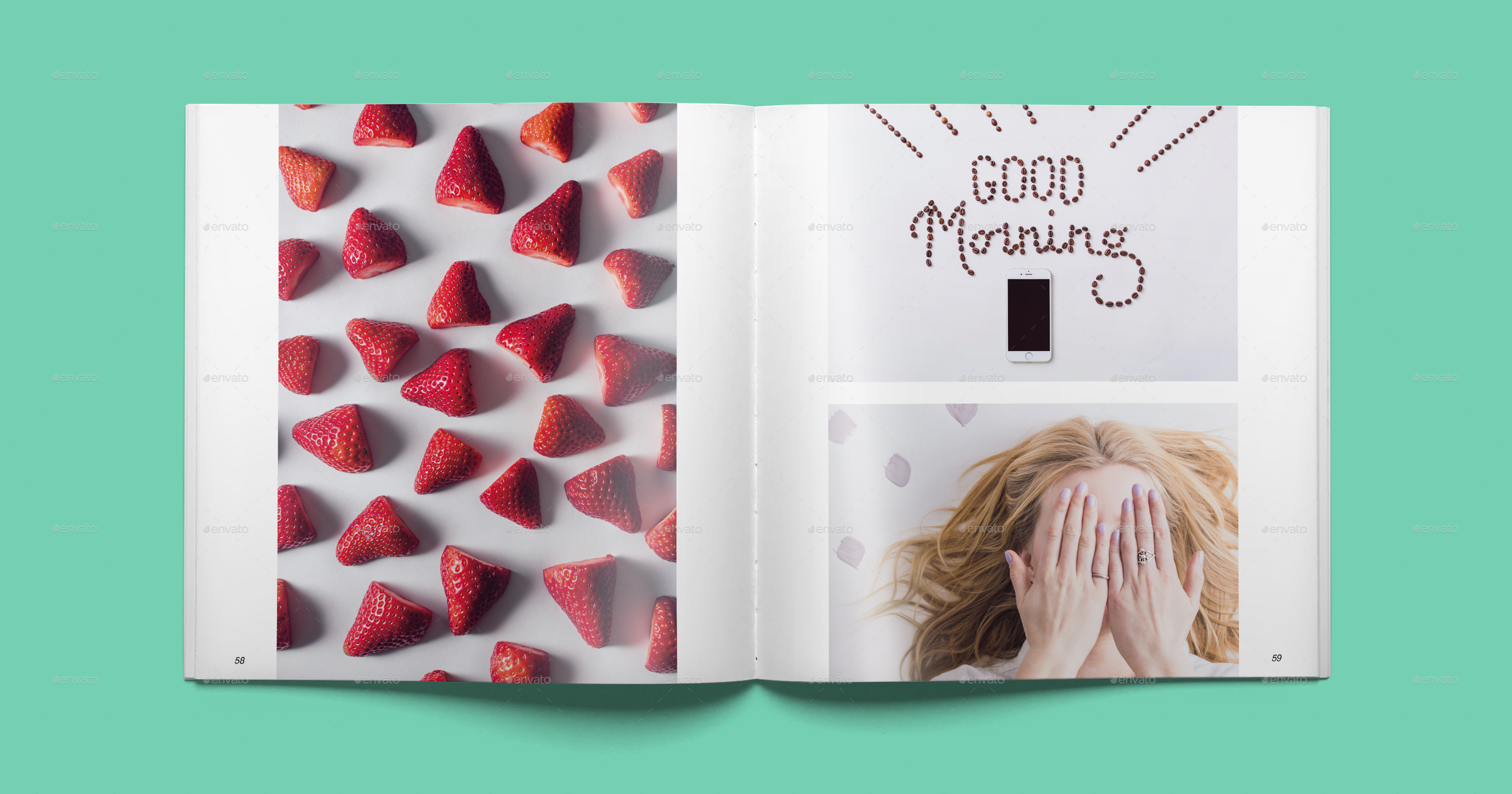 Free Downloadable InDesign Templates Copies Ink How to make a photobook in indesign