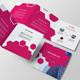 Hexagon Modern Brochure-Graphicriver中文最全的素材分享平台