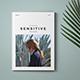 Sensitive Minimal Magazine-Graphicriver中文最全的素材分享平台