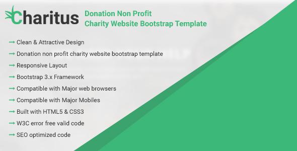donation templates