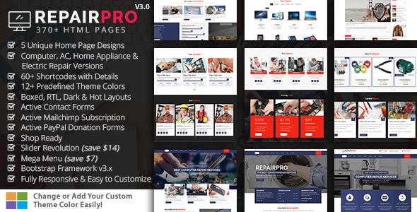 Tamirci Web Sitesi Tasarımı