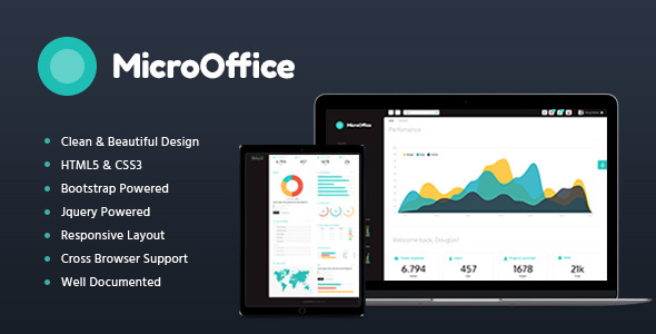 micro office templates
