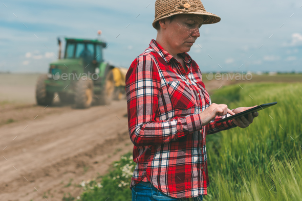 computers help in agriculture