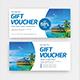 Travel Voucher-Graphicriver中文最全的素材分享平台