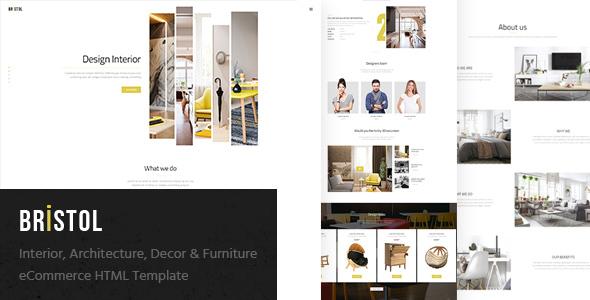 Bristol Interior Architecture Decor Furniture eCommerce