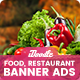 Food & Restaurant Banne-Graphicriver中文最全的素材分享平台