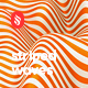 Striped Waves Backgrounds-Graphicriver中文最全的素材分享平台