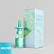 Nasal Spray Clear Bottle Wi-Graphicriver中文最全的素材分享平台
