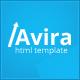 Avira - Responsive Multipurpose HTML5 Website Template - TemplateCorp Item for Sale
