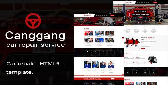 Otomotiv Web Sitesi Tasarımı