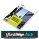 Digital Marketing Brochure-Graphicriver中文最全的素材分享平台