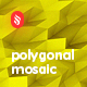 Polygonal Mosaic Background-Graphicriver中文最全的素材分享平台