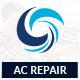 Helsinki : Heating & AC-Repair PSD Template - TemplateCorp Item for Sale
