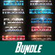 40 Viks Bundle Text Effect -Graphicriver中文最全的素材分享平台