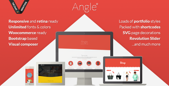 Angle Flat Responsive Bootstrap MultiPurpose Theme by oxygenna ...