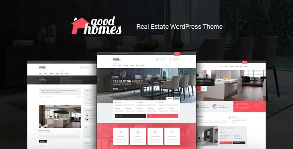 Good Homes Real Estate Theme Ai Seo Restb Ai Plugin Real Estate